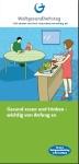 Flyer Gesund essen und trinken - wichtig von Anfang an