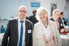 Dieter Schulenberg und Dr. Heidrun M. Thaiss