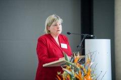 Helga Kühn-Mengel MdB, Präsidentin der Bundesvereinigung Prävention und Gesundheitsförderung e.V.