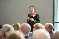 Prof. Dr. Dr. Andrea Icks, Universität Düsseldorf, Mitglied der OECD Expert Group Economics of Prevention