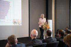 Dr. Heidrun M. Thaiss, Leiterin der Bundeszentrale für gesundheitliche Aufklärung