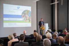 Dr. Klaus Heider, Ministerialdirigent, Leiter der Abteilung Ernährungspolitik, Produktsicherheit, Innovation im Bundesministerium für Ernährung und Landwirtschaft