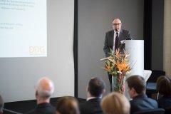 Prof. Dr. Baptist Gallwitz, Präsident der Deutsche Diabetes Gesellschaft e.V.