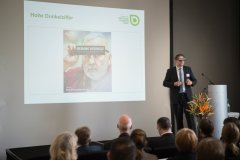 PD Dr. Christian Berg, Stellv. Vorsitzender diabetesDE - Deutsche Diabetes-Hilfe