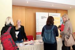 Stände der Stiftung Deutsche Depressionshilfe und des Aktionsbündnisses Seelische Gesundheit