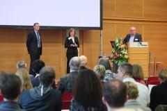 Prof. Dr. Ulrich Hegerl, Dr. Beate Grossmann, Dr. Ulfert Hapke