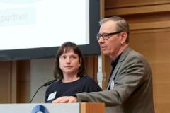Dr. Nico Niedermeier und Anne Blume, Diskussionsforum Depression e.V.